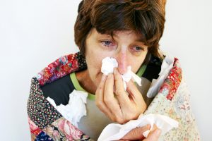 What's the Difference Between a Cold and the Flu?